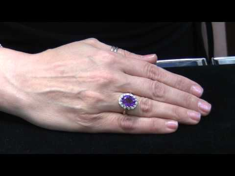 deal-of-the-week:-yellow-gold-amethyst-and-diamond-ring
