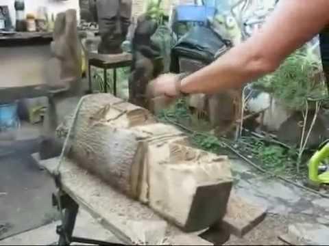Maquina para tallar madera doovi for A line salon corte madera