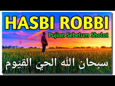 zikir-penghilang-stres-melunakan-hati-keras-&-bikin-air-mata-berlinang-sholawat-rojab-(hasbi-robbi)