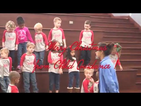 CTHS Junior Academy sing Christmas Songs