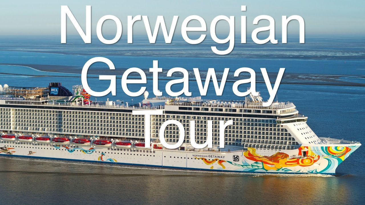 Norwegian getaway review and ship tour youtube for Ncl getaway