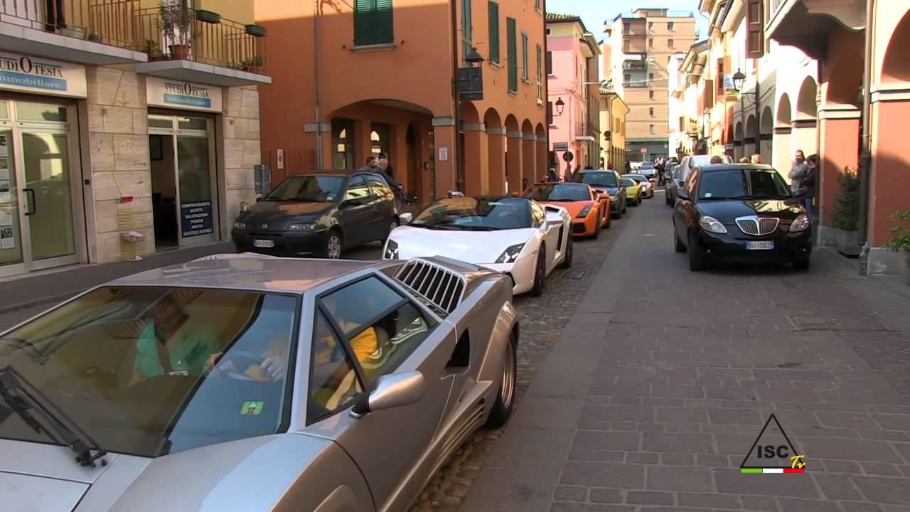 ferruccio day sant 39 agata bolognese lamborghini meeting