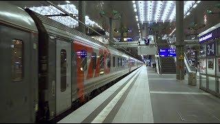 Поезд Москва – Париж отправляется из Берлина
