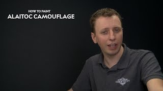 WHTV Tip of the Day - Alaitoc Camouflage