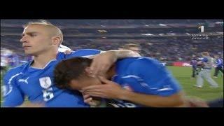 World Cup 2010 Slovakia vs Italy 3:2