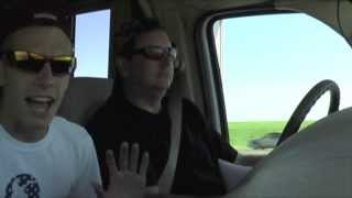 Ben and Dave, Fun in South Dakota