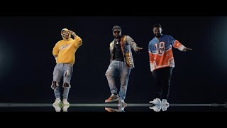 Skales X Harmonize X Falz - Oliver Twist II REMIX (Official Video)