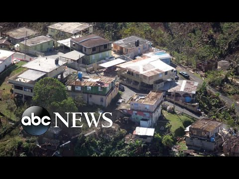 Download Youtube: Only 15 percent of Puerto Rico has power a month after Hurricane Maria made landfall