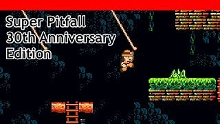 Super Pitfall 30th Anniversary Edition | Psyklaxia