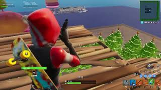 Fortnite    duelo a muerte  con un amigo