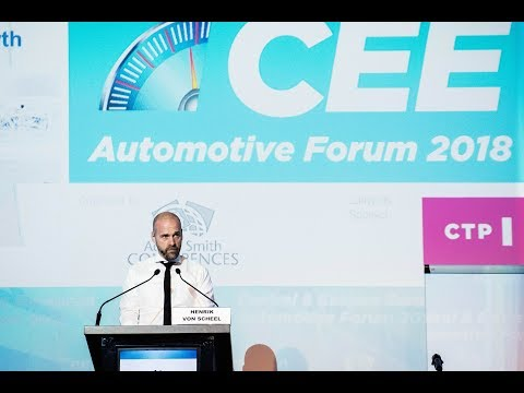 Automotive 4.0 the future of Growth and Productivity by Henrik von Scheel