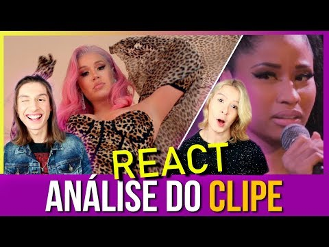"REACT Nicki Minaj Analisa: ""Iggy Azalea - Started"""