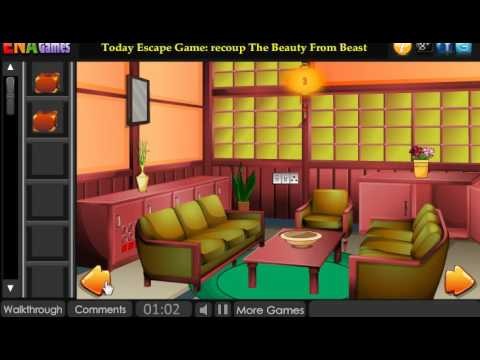 Chinese Room Escape Ena Games