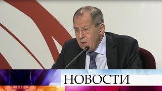 Сергей Лавров: Создается ощущение, что США готовят почву для развала СНВ-3.