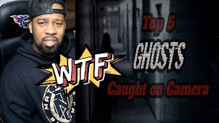 5 Scary Ghost Videos That You'll REGRET Watching! ( REACTION!!! )
