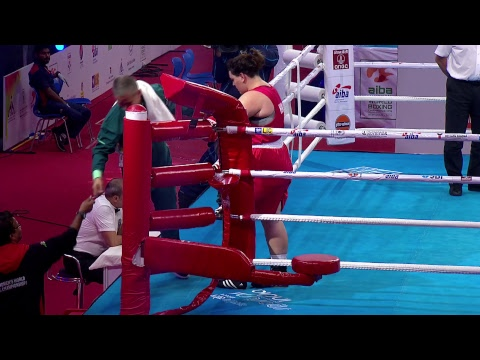 AIBA Women's World Boxing Championships New Delhi 2018 - Session 7 A