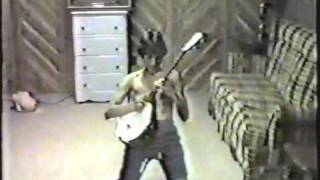 a previously unreleased lost tape of sympathy for the devil being performed in a basement in 1983
