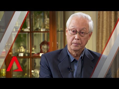 Goh Chok Tong on pairing of Heng Swee Keat and Chan Chun Sing