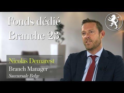 Fonds dédié branche 23 - Planification successorale sur-mesure en Belgique