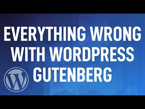 Everything Wrong with WordPress Gutenberg…from a Product Management POV
