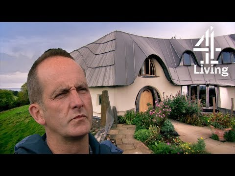 Man Takes 10 Years to Build Handcrafted Home For His Family! | Grand Designs
