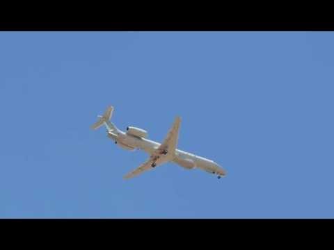 Fuerza Aérea Mexicana R-99 (01)