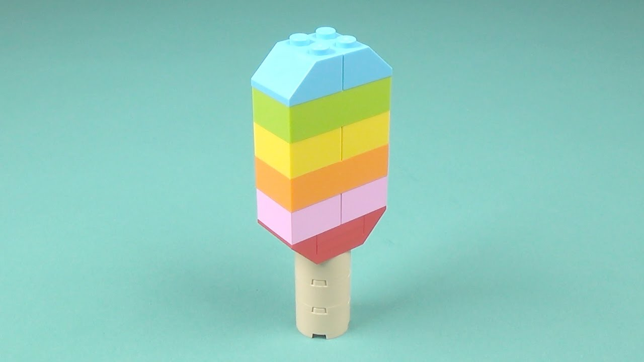 Lego Ice Cream Building Instructions Lego Classic 10704 How To