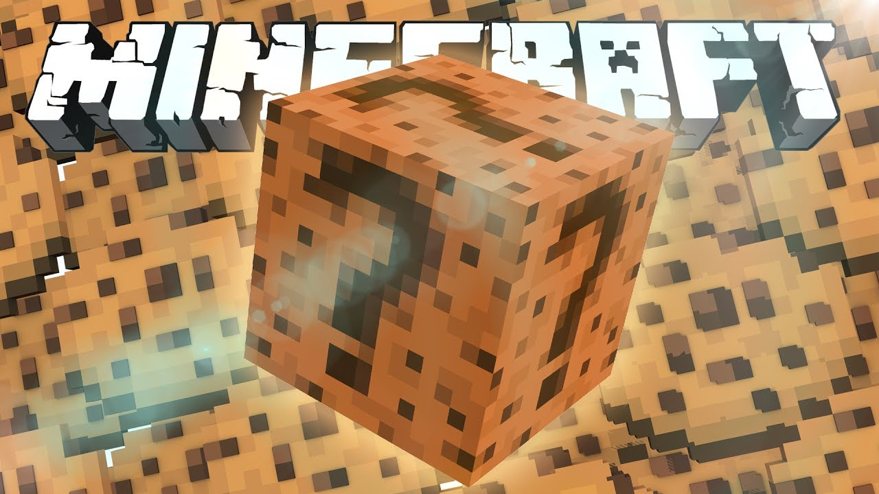 Cookie Lucky block [German] - Customization - Minecraft