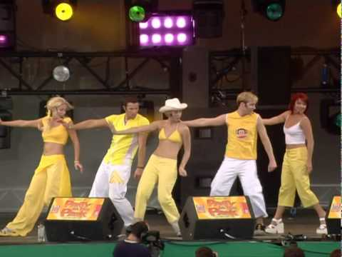 Steps - Tragedy (Party in the Park 1999)