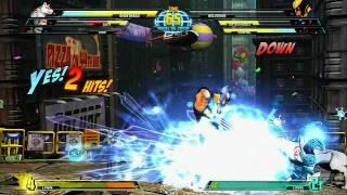 Marvel Vs. Capcom 3: Amaterasu Montage