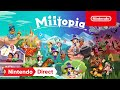 Miitopia – Announcement Trailer – Nintendo Switch