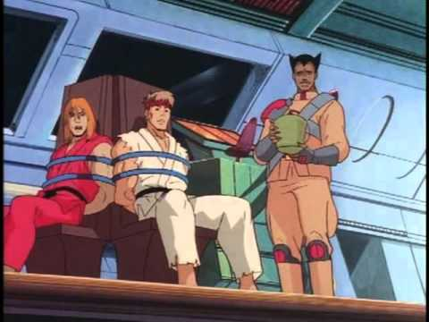 Street Fighter TV Show - 07 - Dark Heart