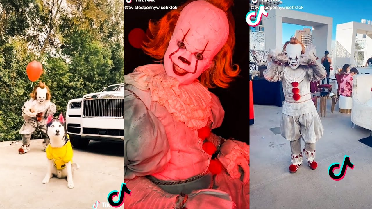 Twistedpennywise The Best Viewed Video TikTok Compilation 2021 #2