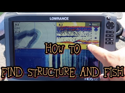 How I Use Side Scan, And Sonar To Video Game Fish With A Drop Shot On Lake Oroville During The Fall.