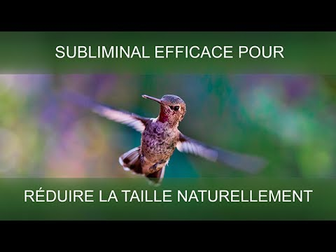 r duire la taille naturellement supersubliminal youtube. Black Bedroom Furniture Sets. Home Design Ideas
