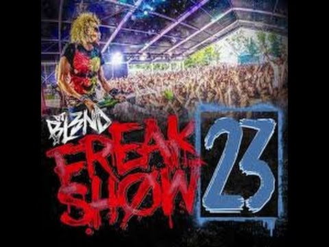 DJ BL3ND-FREAK SHOW VOL.23