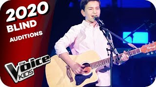 Eagles - Hotel California (Bjorn) | The Voice Kids 2020 | Blind Auditions