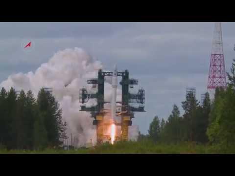 Пуск РН Ангара-1.2ПП