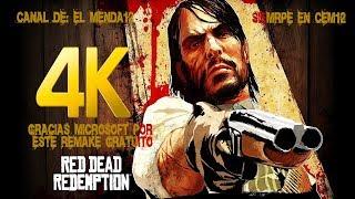 Vuelve Red Dead Redemption remasterizado en 4k gratis por microsoft | Comienzo #1