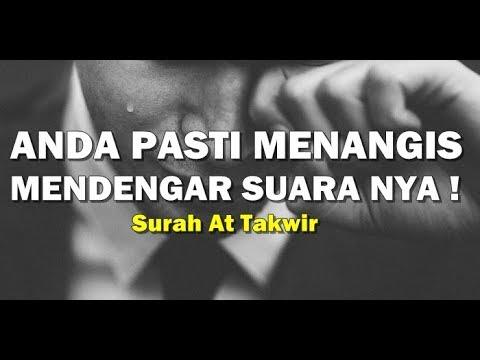 DIJAMIN NANGIS ! Surah At Takwir - Irama Abdul Basit Abdus Somad ( Terjemah Indonesia )