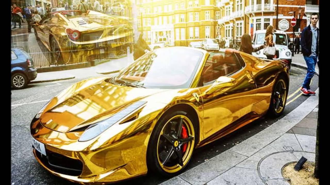 Carros De Oro Youtube