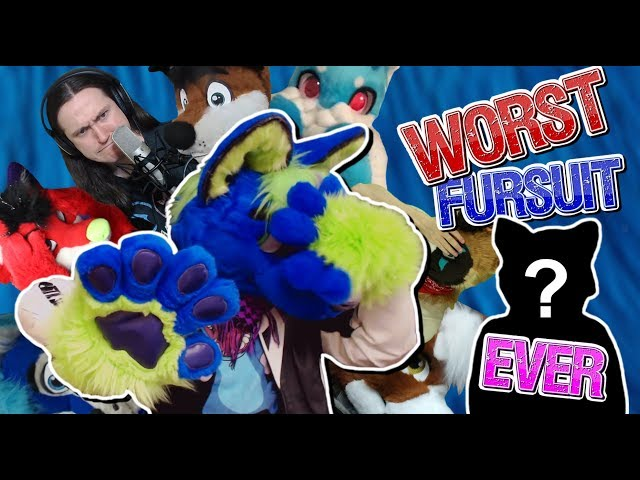 The WORST Fursuit EVER (Ft  YMS, Corey, Fjord, Majira, & More)