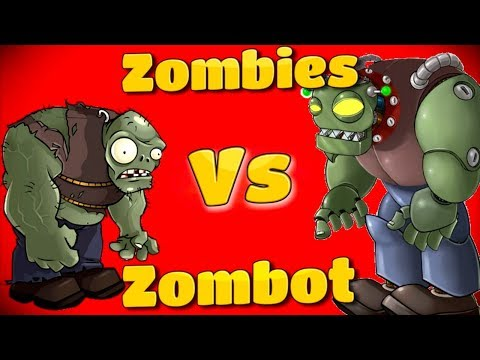 Zombot vs Zombies Gameplay Plants vs Zombies 2 Challenge PVZ 2 Primal Plantas Contra Zombies 2