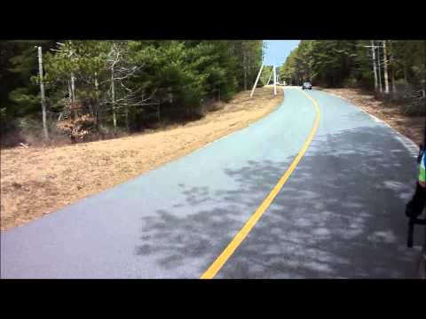 The Myles Standish State Forest Road Race