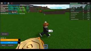 ROBLOX Elemental War: The world of GAMEKU fight!!! #Malaysia