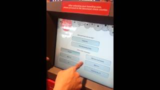 Changi Airport SST (Self Service Technology)