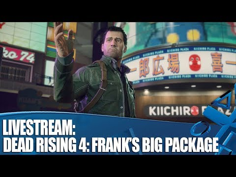 Livestream: Dead Rising 4: Frank's Big Package