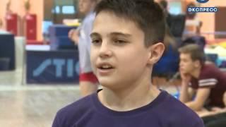В Пензе проходит первенство страны по спортивной гимнастике