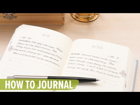 How to Journal: Writing Tips, Journal Topics, and More!