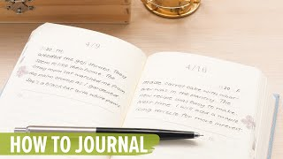 How to Journ…